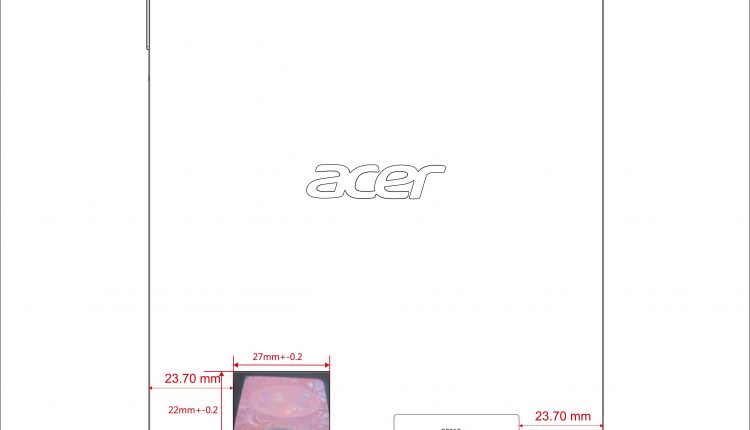 new budget tablet acer iconia one 8 fcc visit reveals the design and specs